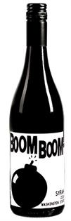 Charles Smith Syrah Boom Boom 2014 750ml
